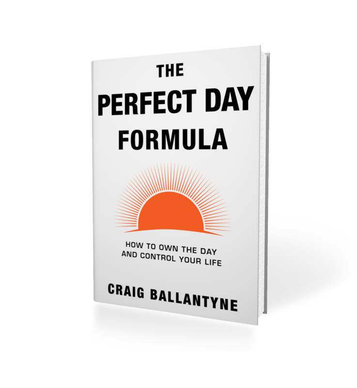 Perfect Day Formula Book Without Full Kit